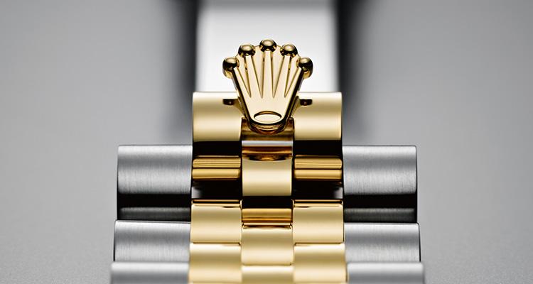 Experience a Rolex header banner