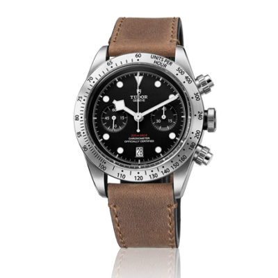 Chrono Leather